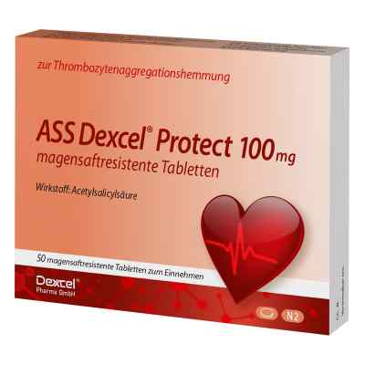 ASS Dexcel Protect 100mg  bei apo.com bestellen