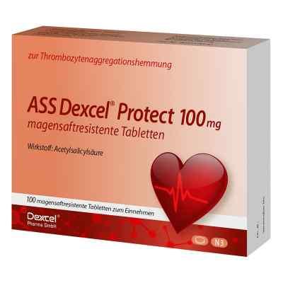 ASS Dexcel Protect 100mg  bei apotheke-online.de bestellen