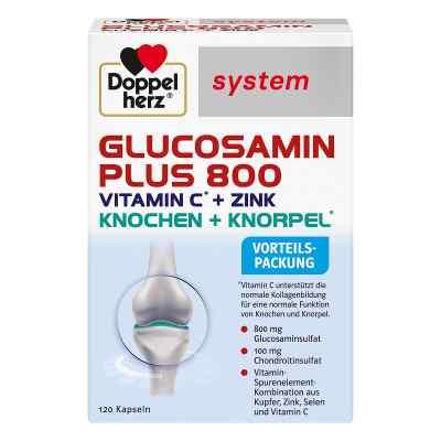 Doppelherz Glucosamin Plus 800 system Kapseln  bei apotheke-online.de bestellen