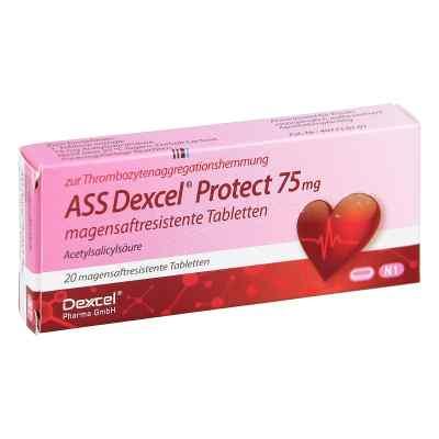 ASS Dexcel Protect 75mg  bei apo.com bestellen