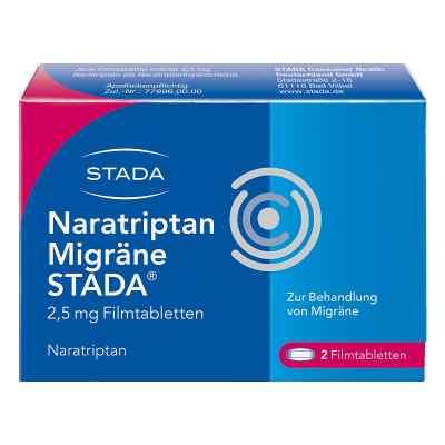 Naratriptan Migräne STADA 2,5mg  bei apo.com bestellen