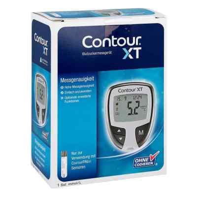 Contour Xt Set mmol/l  bei apo.com bestellen