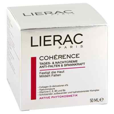 Lierac Coherence Tag & Nacht Creme  bei apotheke-online.de bestellen