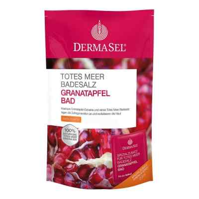 Dermasel Totes Meer Badesalz+granatapfel Spa  bei apo.com bestellen