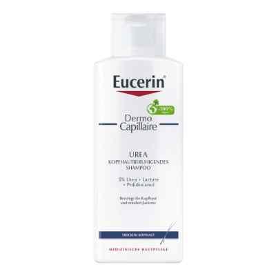 Eucerin Dermocapillaire kopfhautberuh.Urea Shampoo  bei vitaapotheke.eu bestellen