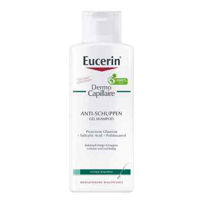 Eucerin Dermocapillaire Anti-schuppen Gel Shampoo  bei vitaapotheke.eu bestellen