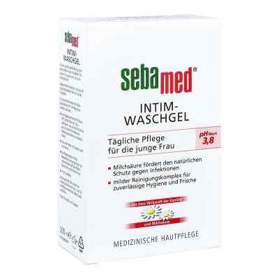 Sebamed Intim Waschgel pH 3,8 für die junge Frau  bei apotheke-online.de bestellen