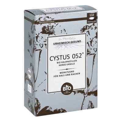 Cystus 052 Bio Halspastillen Honig Vanille  bei apo.com bestellen