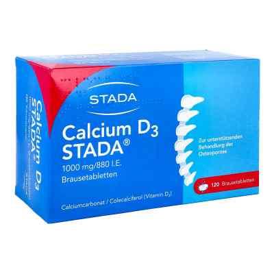 Calcium D3 STADA 1000mg/880 internationale Einheiten  bei apotheke-online.de bestellen