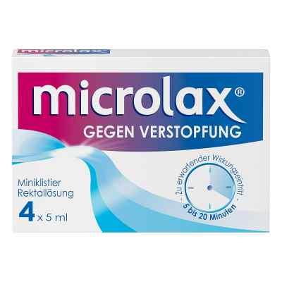 Microlax Schwangerschaft