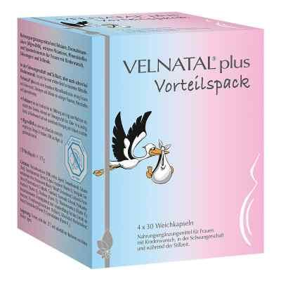 Velnatal plus Vorteilspack Kapseln  bei apo.com bestellen