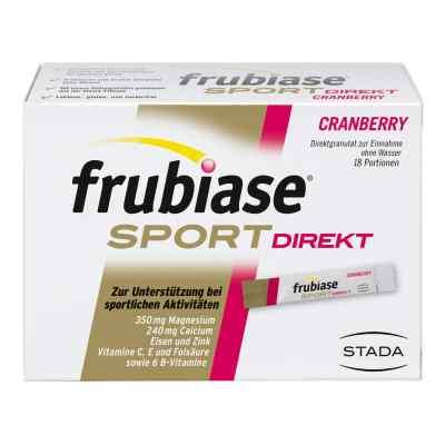 Frubiase Sport Direkt Granulat Cranberry  bei apotheke-online.de bestellen