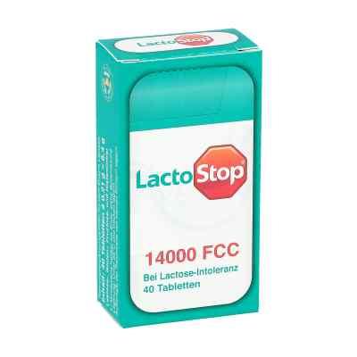 Lactostop 14.000 Fcc Tabletten im Spender  bei apo.com bestellen