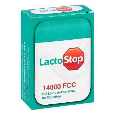 Lactostop 14.000 Fcc Tabletten im Spender  bei apotheke-online.de bestellen