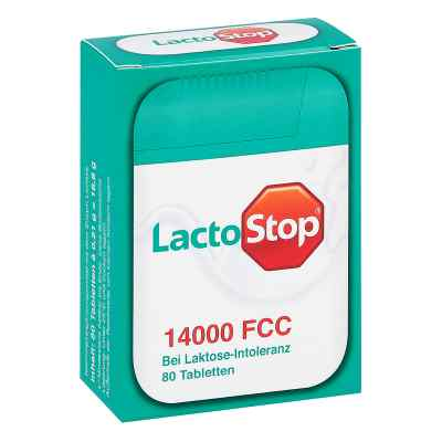 Lactostop 14.000 Fcc Tabletten im Spender  bei vitaapotheke.eu bestellen