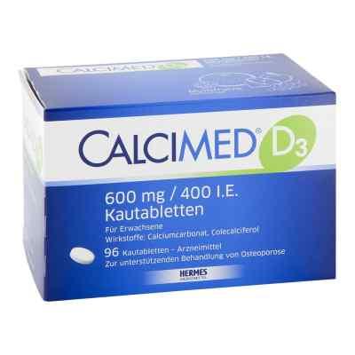 Calcimed D3 600mg/400 internationale Einheiten  bei apotheke-online.de bestellen