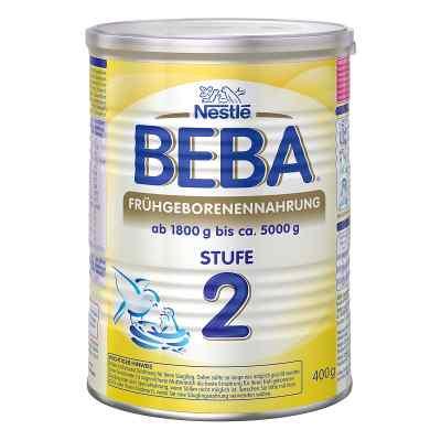 Nestle Beba Frühgeborenen Nahrung Stufe 2  bei apotheke-online.de bestellen