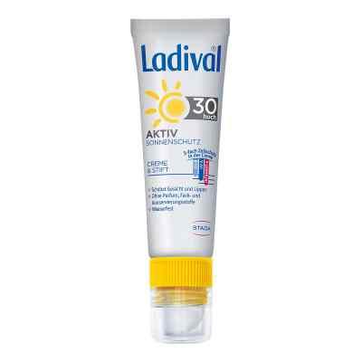 Ladival Aktiv Sonnenschutz für Gesicht und Lipp. Lsf30  bei apo.com bestellen