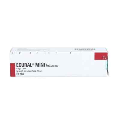 Ecural Mini Fettcreme 1 mg/g Creme  bei apo.com bestellen
