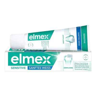 Elmex Sensitive Sanftes Weiss Zahnpasta  bei apo.com bestellen
