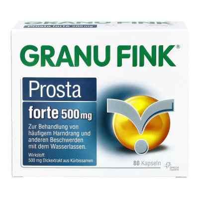 GRANU FINK Prosta forte 500mg  bei apotheke-online.de bestellen