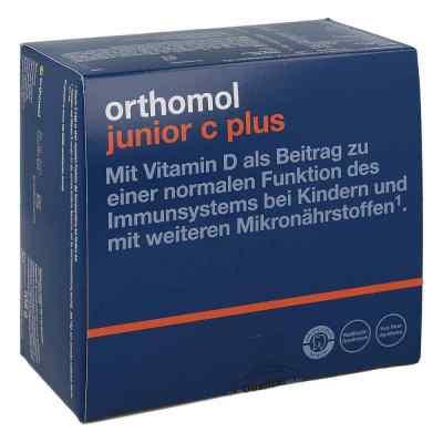 Orthomol Junior C plus Kautablette (n) waldfrucht  bei apotheke-online.de bestellen