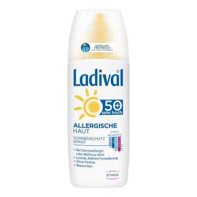 Ladival allergische Haut Spray Lsf 50+  bei apotheke-online.de bestellen