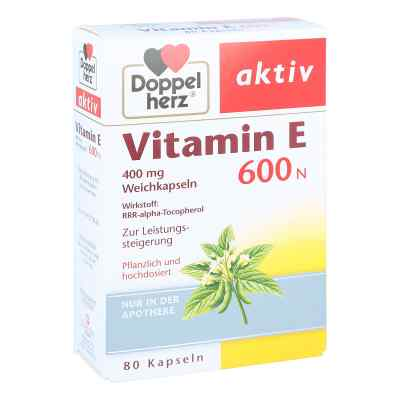 Doppelherz Vitamin E 600 N Weichkapseln  bei apo.com bestellen