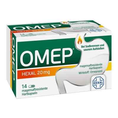 OMEP HEXAL 20mg  bei apo.com bestellen