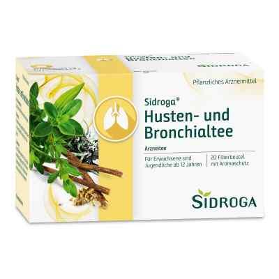 Sidroga Husten- und Bronchialtee Filterbeutel  bei vitaapotheke.eu bestellen