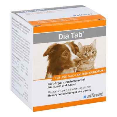 Dia Tab Kautabletten für Hunde und Katzen  bei apotheke-online.de bestellen