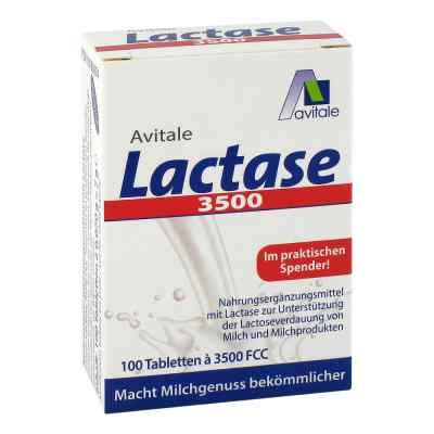 Lactase 3500 Fcc Tabletten im Klickspender  bei apo.com bestellen