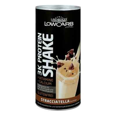 Layenberger Lowcarb.one 3k Protein Shake Straccia.  bei vitaapotheke.eu bestellen