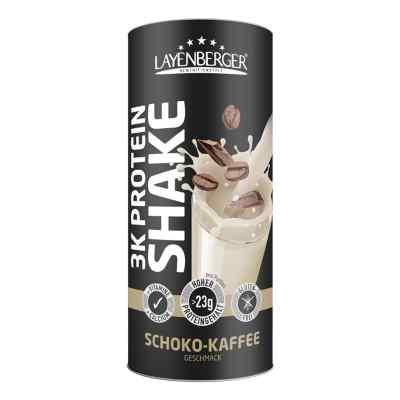 Layenberger Lowcarb.one 3k Protein Shake Scho.kaf.  bei apotheke-online.de bestellen