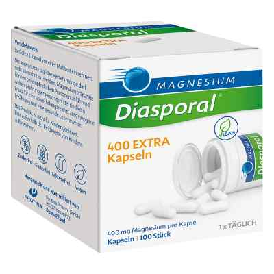 Magnesium Diasporal 400 Extra Kapseln  bei vitaapotheke.eu bestellen