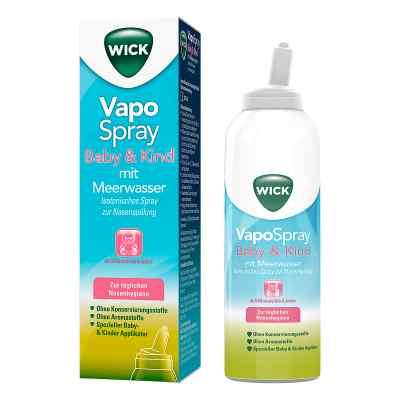 Wick Vapospray zur Nasenspülung für Kinder  bei apo.com bestellen