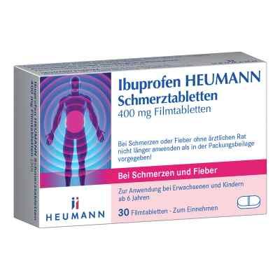 Ibuprofen Heumann Schmerztabletten 400mg  bei apo.com bestellen