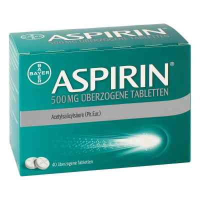 Aspirin 500mg  bei apotheke-online.de bestellen