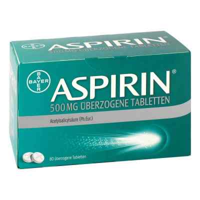 Aspirin 500mg  bei apo.com bestellen