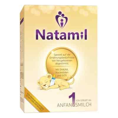 Natamil 1 Anfangsmilch Pulver  bei apo.com bestellen