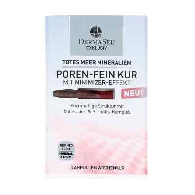 Dermasel Ampullen-kur Poren-fein Exklusiv  bei apotheke-online.de bestellen