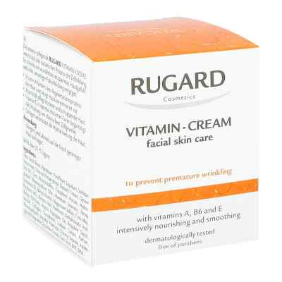 Rugard Vitamin Creme Gesichtspflege  bei vitaapotheke.eu bestellen