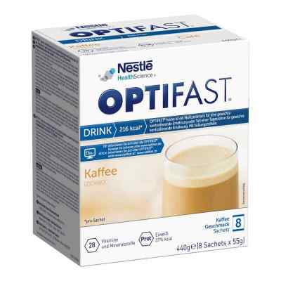 Optifast home Drink Kaffee Pulver  bei apo.com bestellen