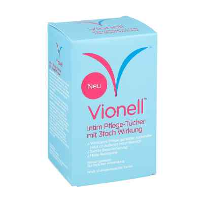 Vionell Intim Pflege-tücher  bei vitaapotheke.eu bestellen