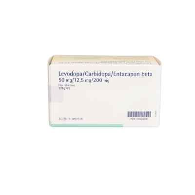 Levodopa/carbidopa/entacapon beta 50/12,5/200  bei apo.com bestellen