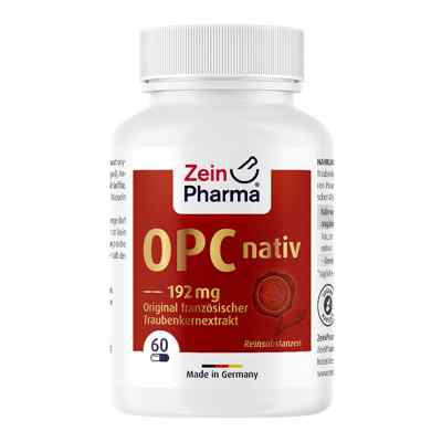 Opc nativ Kapseln 192 mg reines Opc  bei apo.com bestellen