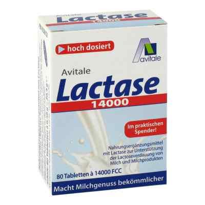 Lactase 14000 Fcc Tabletten im Spender  bei apo.com bestellen
