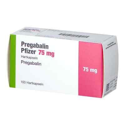 Pregabalin Pfizer 75 mg Hartkapseln  bei apo.com bestellen