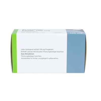 Pregabalin Pfizer 100 mg Hartkapseln  bei apo.com bestellen