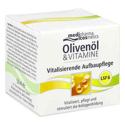 Olivenöl & Vitamine vitalisierende Aufbaupfl.m.lsf  bei apo.com bestellen
